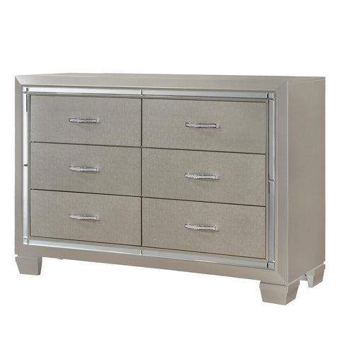 Picket House Furnishings Glamour Youth Dresser LT111DR