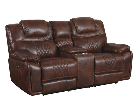 Sunset Trading Diamond Power Dual Reclining Loveseat SU-ZY5018A002-H246