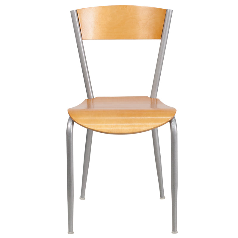 Flash Furniture Invincible Series Metal Restaurant Chair - gwg-outlet