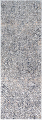 "Surya Alpine Polypropylene And Polyester 2'7"" X 7'3"" Runner Rug ALP2302-2773"