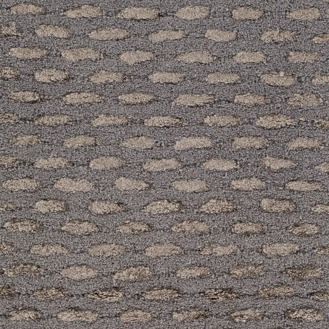 Surya Atlantis 10' Square Area Rugs In Medium Gray And Taupe ATL6001-10SQ