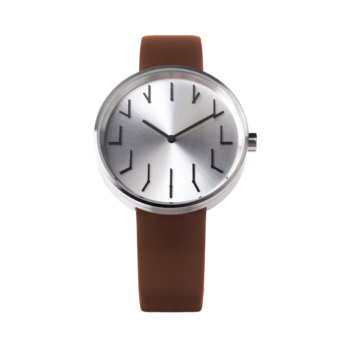 TTT#2.5 - New York - Redundant Watch - Silver