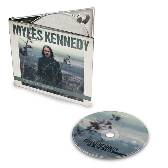 THE IDES OF MARCH - DIGIPACK CD + SIGNED ART CARD