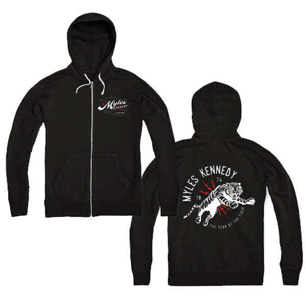 "Myles Kennedy ""Authentic Tiger"" Thin Hoodie"