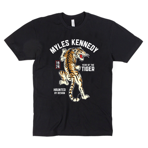 "Myles Kennedy ""Haunted by Design"" Tee"