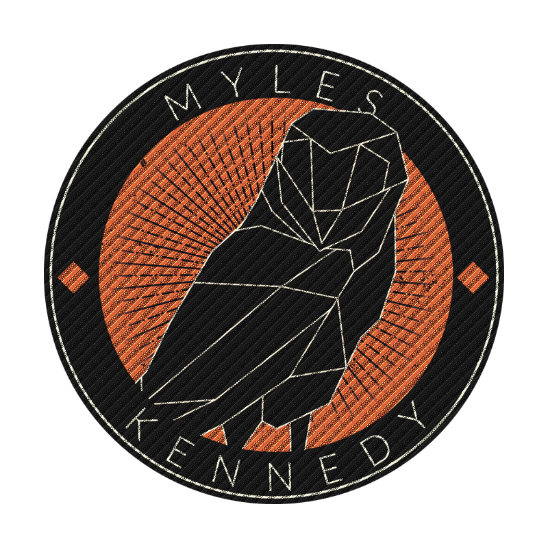 "LINED OWL - 4x4"" PATCH (PRESALE)"