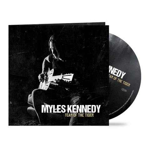 "Myles Kennedy ""Year of the Tiger"" CD + Signed Card [Japanese Import]"