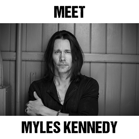 Myles Kennedy Meet & Greet