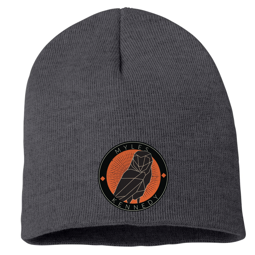 LINED OWL - BEANIE (PRESALE)