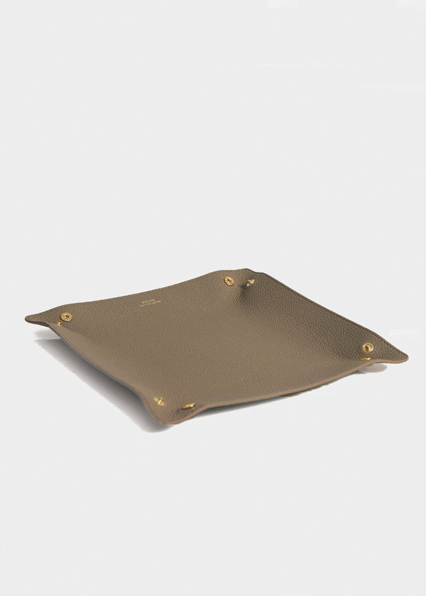 Alfred Large Valet Tray, Taupe