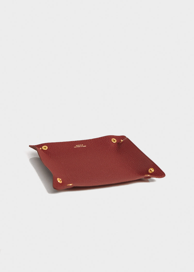Alfred Valet Tray, Red