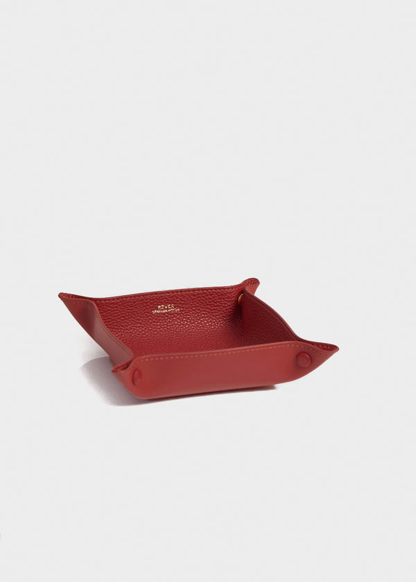 Alfred Valet Tray, Rouge