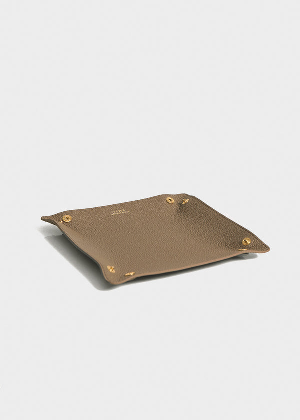 Alfred Valet Tray, Taupe