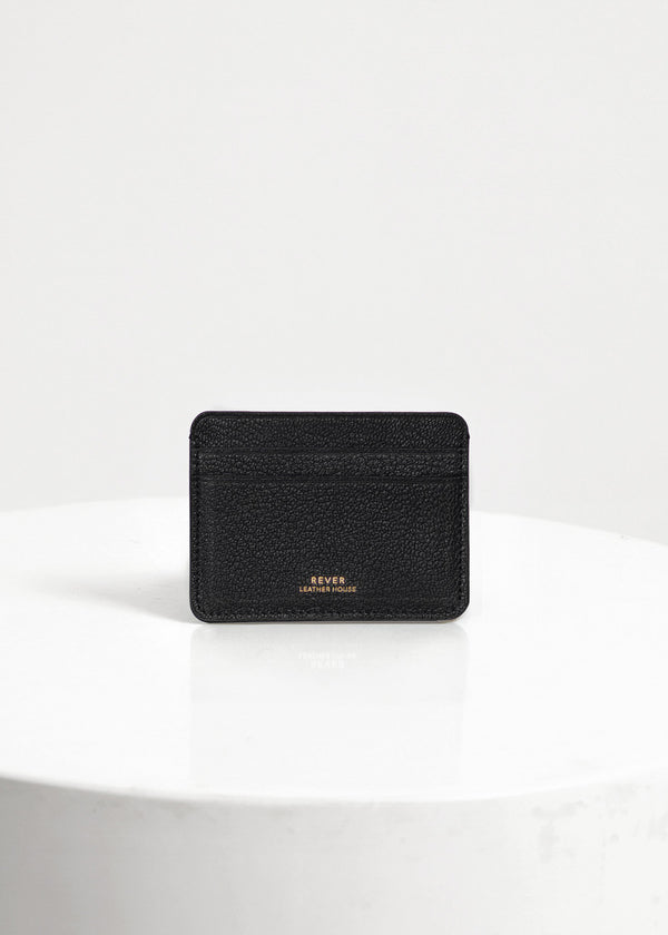 Biggins Card Holder, Black