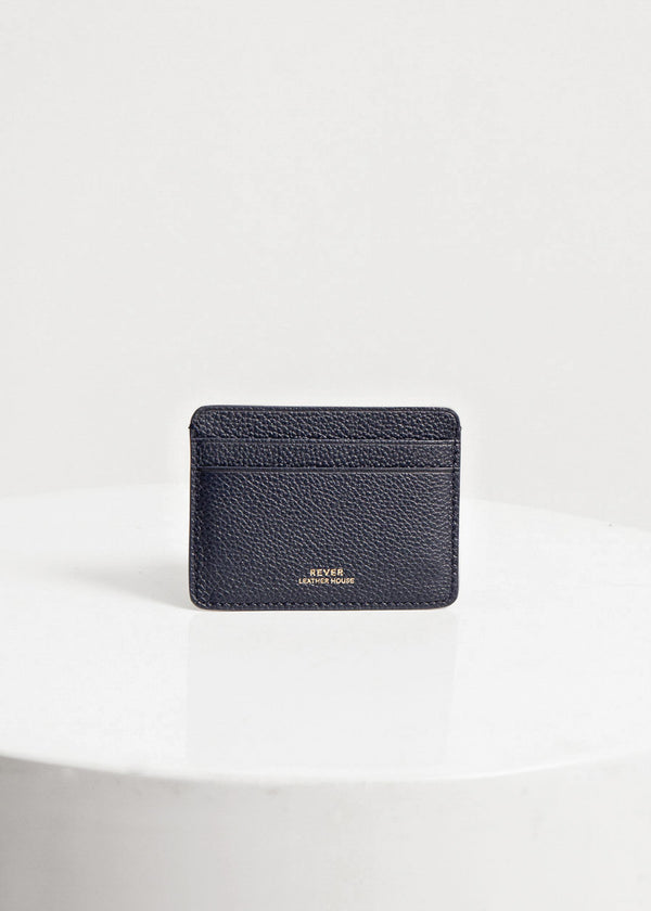 Biggins Card Holder, Navy