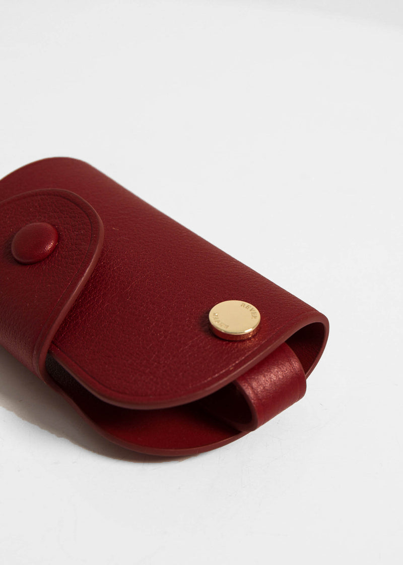 Car Key Holder, Rouge