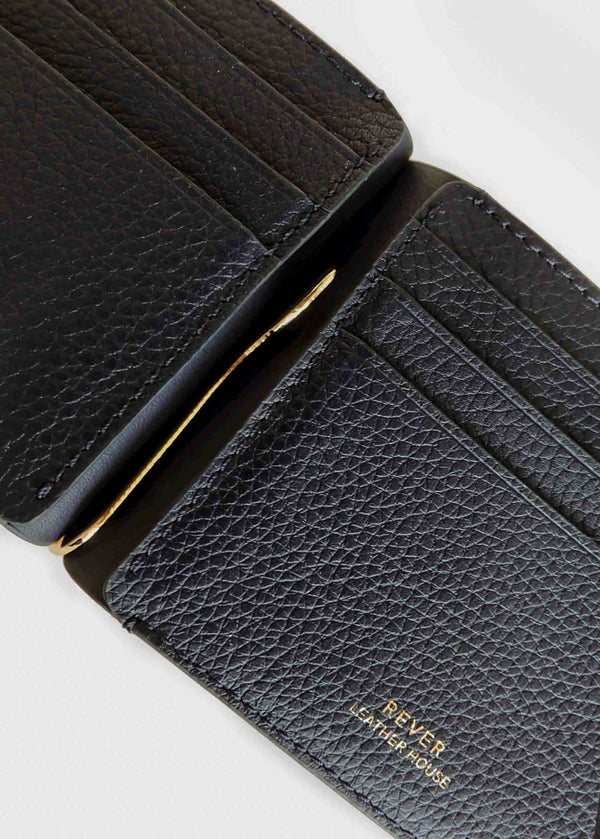 Franklin Money Clip Wallet, Navy