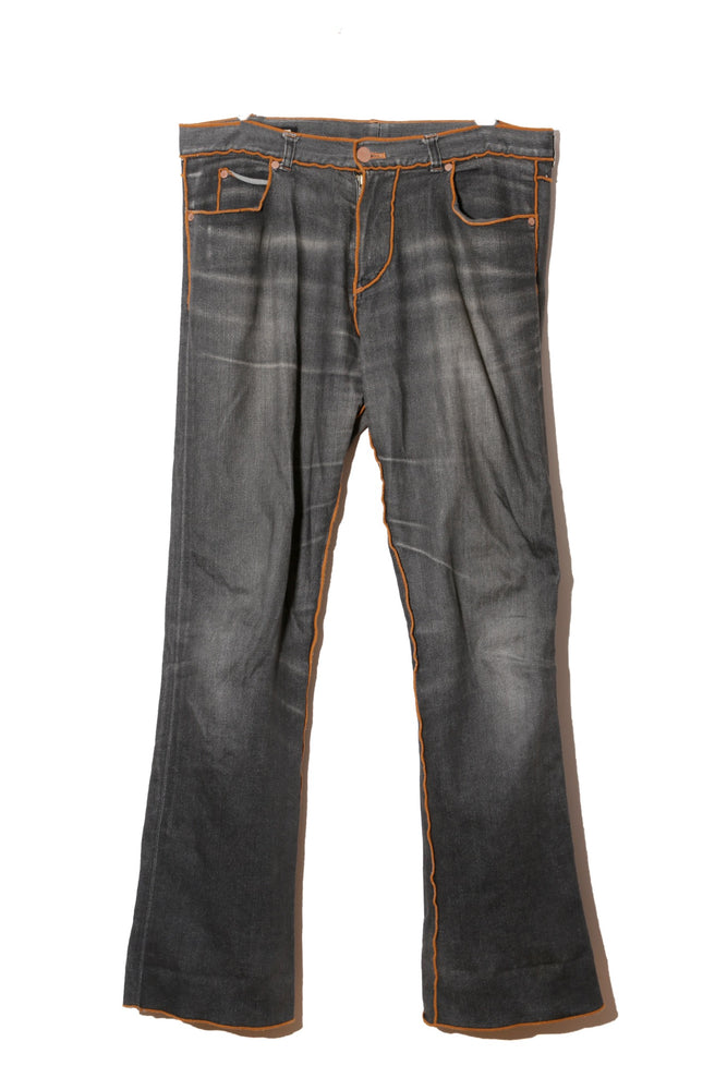 Jean-Paul Gaultier PIPING PANTS