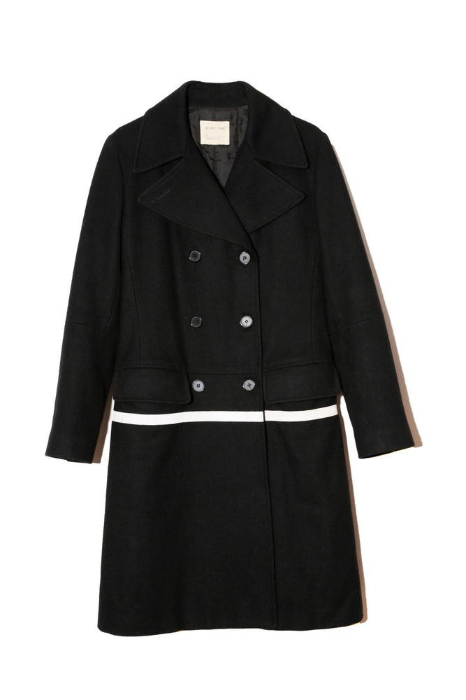 HELMUT LANG ARCHIVE LINED WOOL COAT