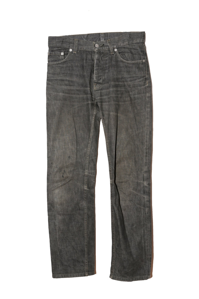 HELMUT LANG ARCHIVE DENIM PANTS