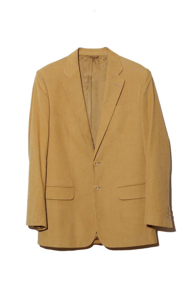 HELMUT LANG ARCHIVE CORDUROY TAILORED JACKET