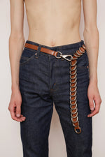 LINDER D-RING BELT