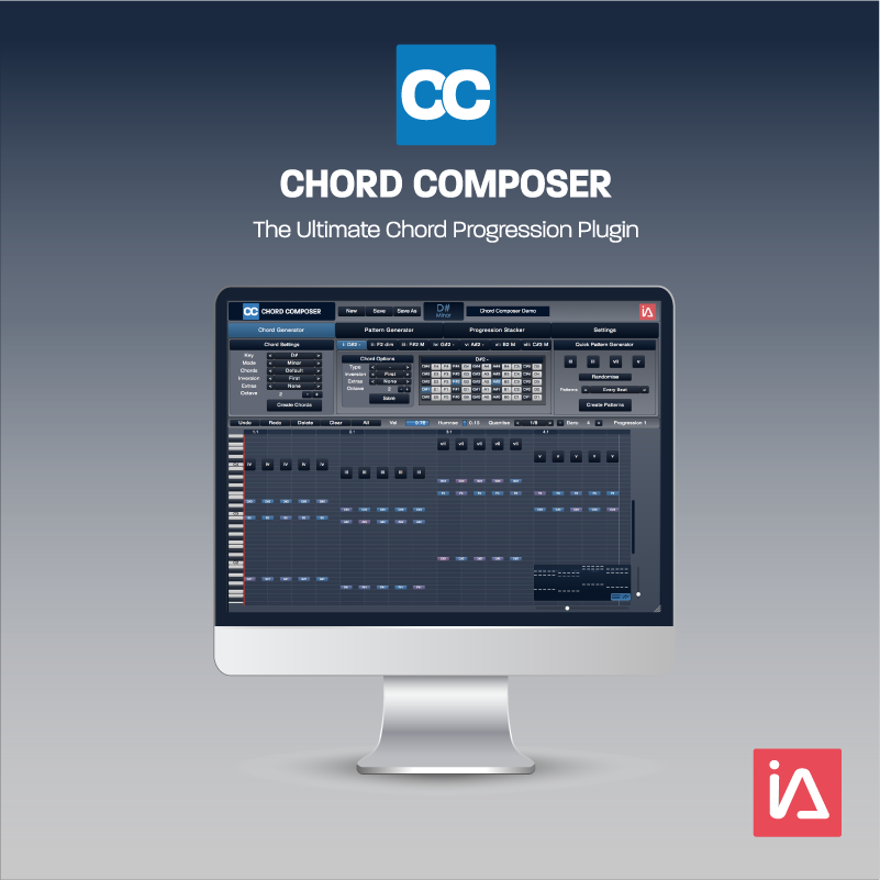 Introducing Chord Composer - The Ultimate Chord Progression Plug-in