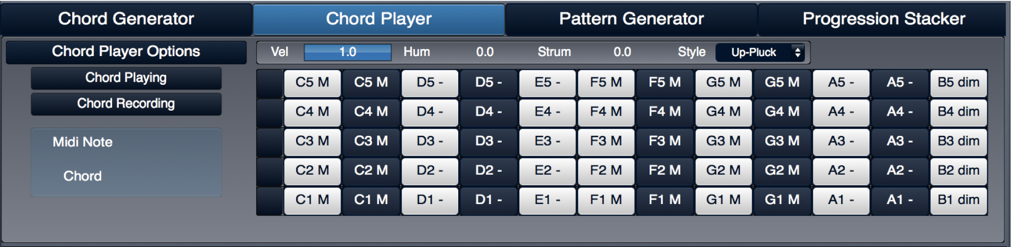 Chord Composer | The Ultimate Chord Progression Plug-in
