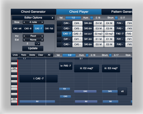 Chord Composer | The Ultimate Chord Progression Plugin