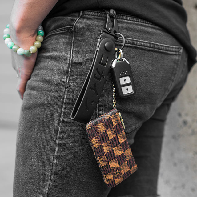 Key Chain //// Leather