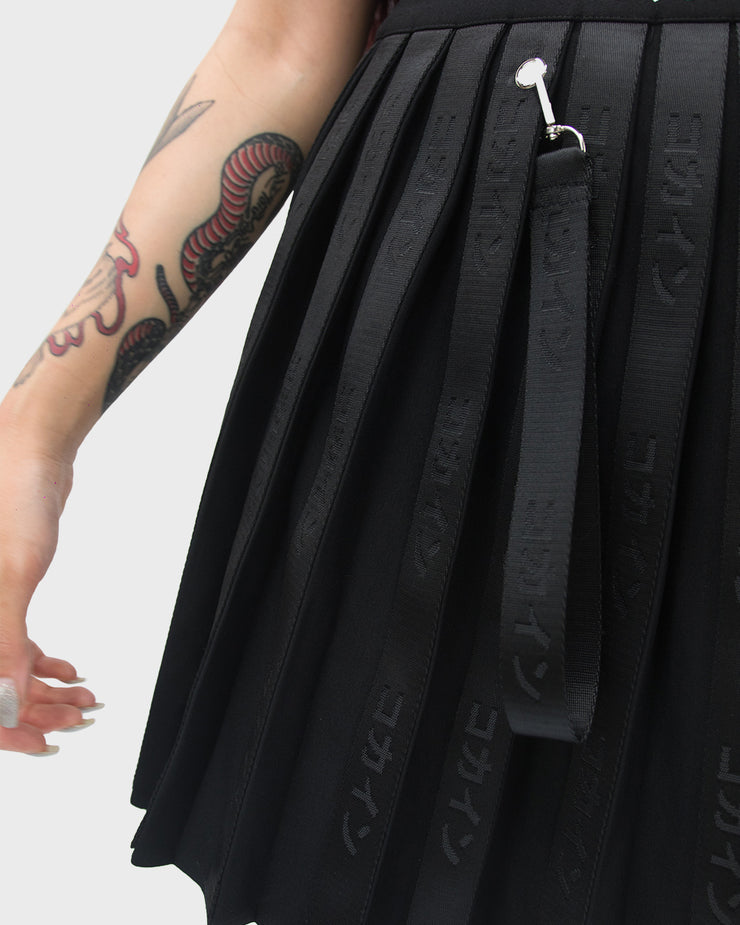 Pleat Skirt ////
