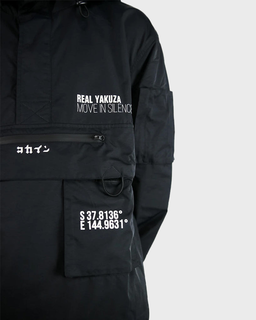 """Yakuza"" Windbreak ///"