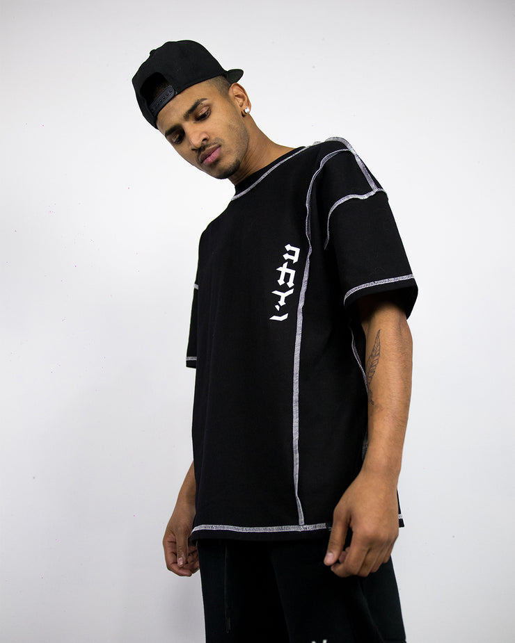 French Terry Reverse Stitch Tees ///
