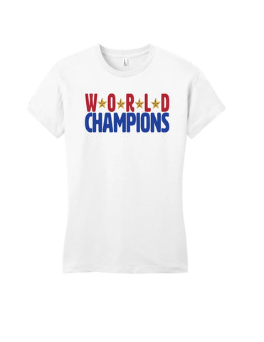 World Champions Short Sleeve Tee