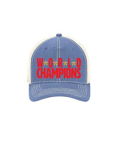 4 Star Champs Trucker Cap
