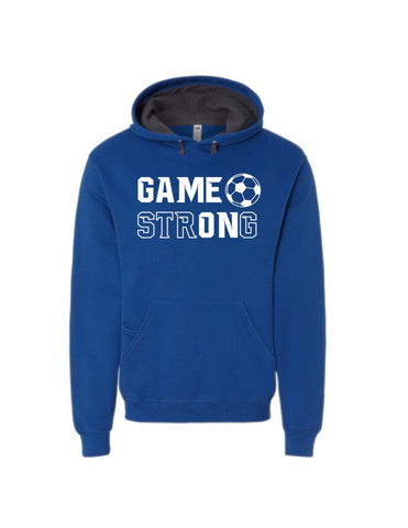 Game On Game Strong SofSpun Hoodie