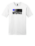 Harrah Myspace Short Sleeve Tee