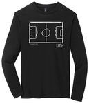 Soccer Life Long Sleeve Tee