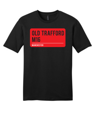 Old Trafford Short Sleeve Tee