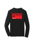 Old Trafford Long Sleeve Tee