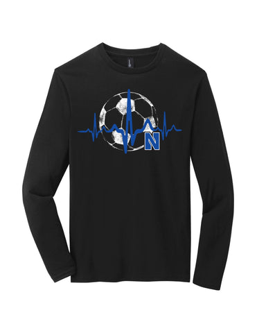 Racers Pulse Long Sleeve Tee