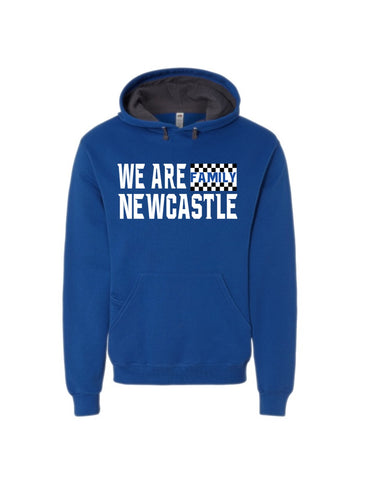 We Are Newcastle SofSpun Hoodie