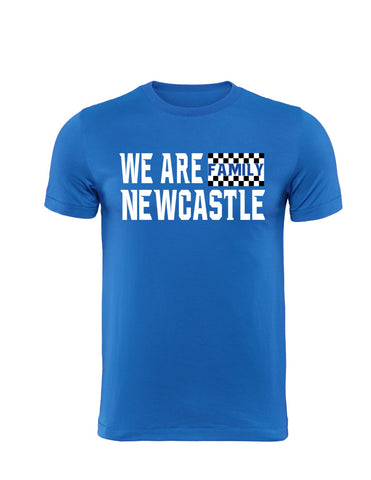 We Are Newcastle Short Sleeve Tee