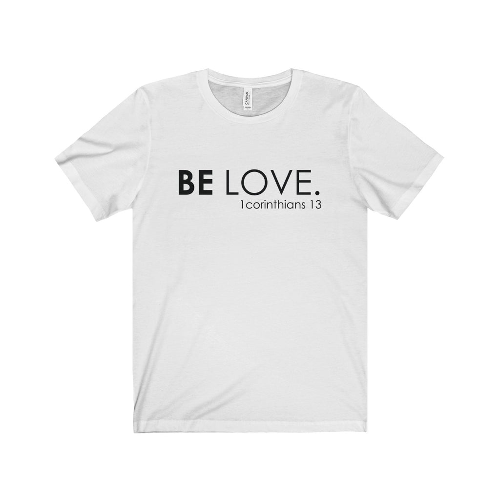 Be Love Black Print