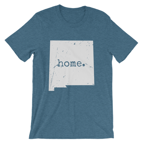"""Home"" New Mexico tee"