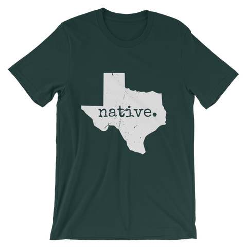 """Native"" Texas Tee"