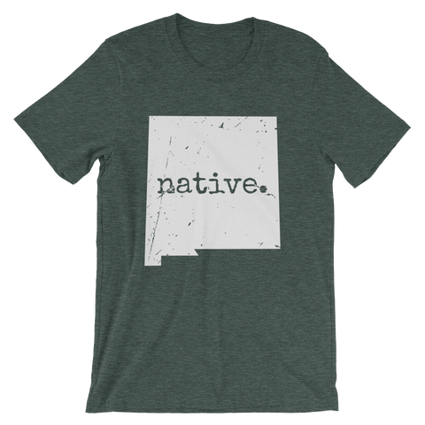 """Native"" New Mexico tee"