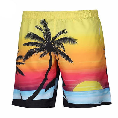 Sunset Shorts front