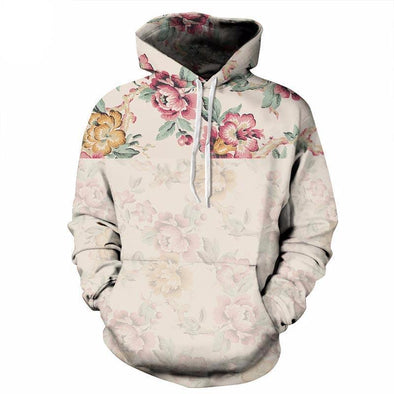 Rosa Unisex Hoodie front
