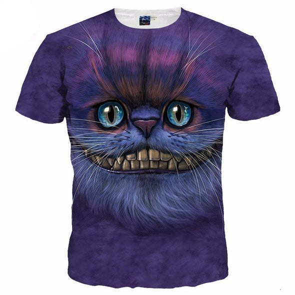 Cheshire T-Shirt front